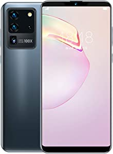 6.1-inch Full Screen Smartphone, Face ID Unlocked Cell Phone, 5-Point Touching Screen, Dual Cards Dual Standby, MTK6580P Quad-core, Support for Android 6.0