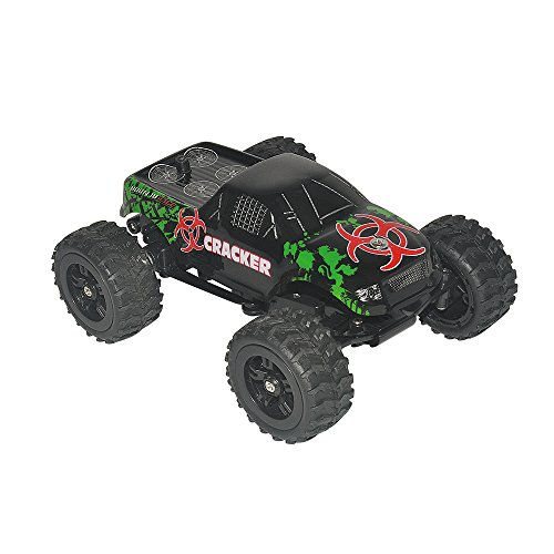 32 Scale Stock (1:32 Scale Rc Monster Truck Radio Remote Control Buggy Big Wheel Off-Road Vehicle)