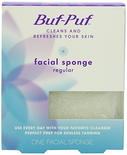 Buf-Puf Reusable Facial Sponge (Pack of 4)