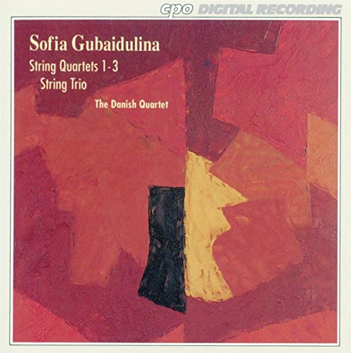 Sofia Gubaidulina: String Quartets 1-3 / String - Members String Quartet