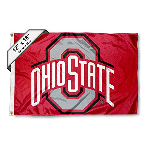 Ohio State Golf Cart and Boat Flag