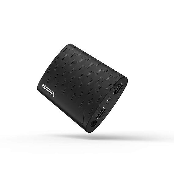 Amazon.com: shinngo 7800 mAh baterías External Power Bank ...