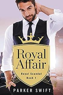 Book Cover: Royal Affair