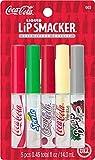 Lip Smacker Coca-Cola Liquid Lip Gloss Party Pack, 5 Count