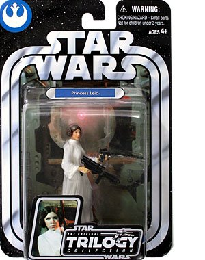 Star Wars Original Trilogy Collection OTC Princess Leia #09