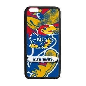 Onshop Kansas Jayhawks Pattern Custom Phone Case Laser Technology for iphone 5c