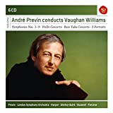 André Previn conducts Vaughan Williams