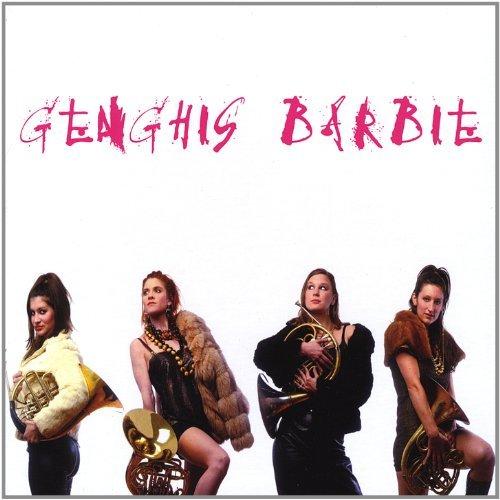 Genghis Barbie by Genghis Barbie