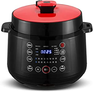 Electric Pressure Cooker, 12-In-1 Programmable Multi-Cooker, Slow Cooker, Steamer And Saute, 13 Cooking Modes, Automatic Smart Pressure Cooker