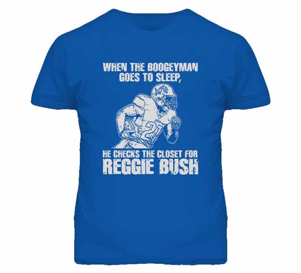 Tshirt Bandits S Reggie Bush Detroit City T Shirt
