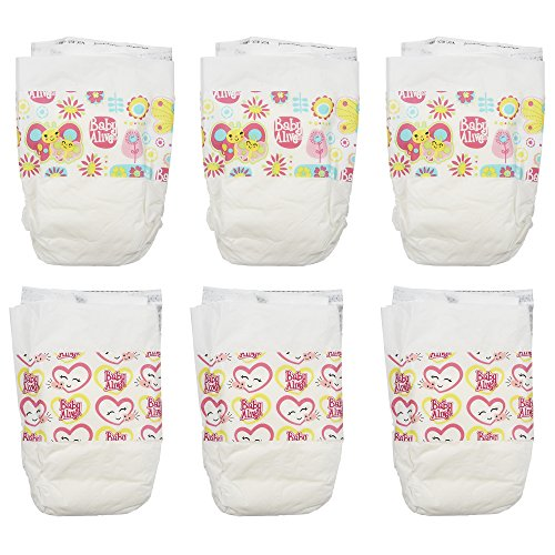 top 5 best baby alive doll diapers,sale 2017,Top 5 Best baby alive doll diapers for sale 2017,