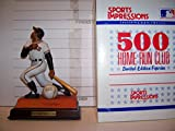 1989 SPORTS IMPRESSION WILLIE MAYS 500 HOME RUN CLUB FIGURINE STATUE S.F. GIANTS