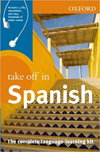 oxford take off in french the complete language learning kit book and cd package take off in series