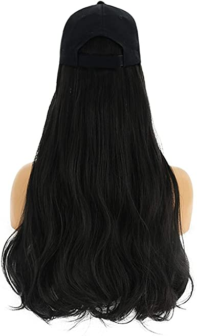 80/'s Sun Visor Hat with Black Curly Afro Wig Small Fancy Dress Costume Accessory