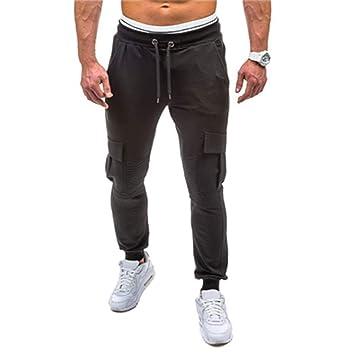Nordira - Pantalones de Yoga para Hombre, Informales ...
