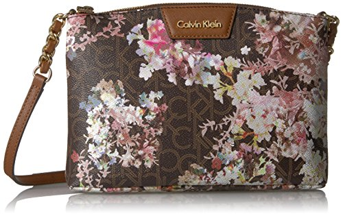 Calvin Klein Calvin Klein Quilted Monogram Cross Body Bag