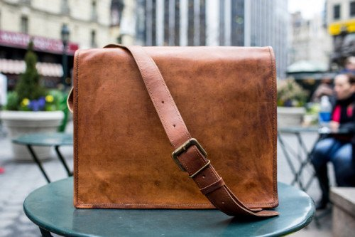 Leather Flap - 7