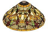 Meyda Tiffany 48547 Jeweled Grape Shade, 20'' Wide