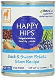 Dogswell, Happy Hips, Canned Food, Duck, 13 oz, 12-Pack