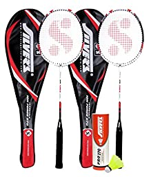 Silver\'s Ion Badminton Combo 5