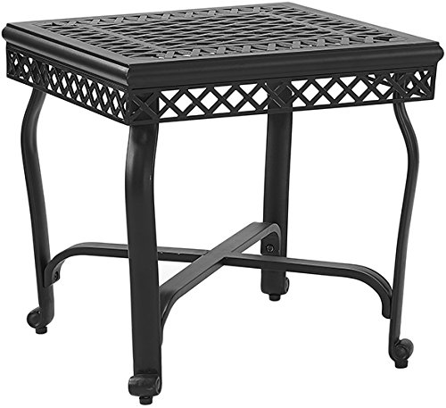 Used, Crosley Furniture Portofino Outdoor Aluminum End Table for sale  Delivered anywhere in USA