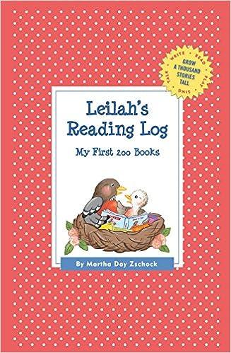 amazon leilah s reading log my first 200 books grow a thousand