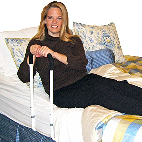 MTS Medical Supply FREEDOM Grip Travel Bed Rail, 7 Pounds by MTS Medical Supply