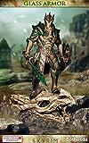 Elder Scrolls V: Skyrim Glass Armor 1:6 Scale Statue