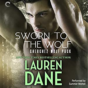 Sworn to the Wolf Audiobook