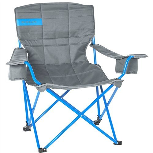 Kelty Deluxe Lounge Chair - Smoke/Paradise (Deluxe Easy Chair)