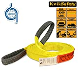 "KwikSafety 1""x16' Industrial Web Sling 