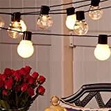 String Lights with Remote for Outdoor Indoor, USB