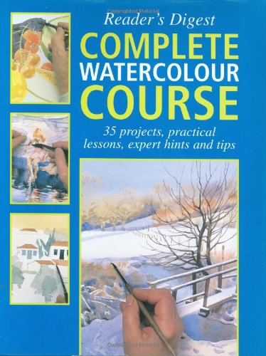 """Reader's Digest"" Complete Watercolour Course"