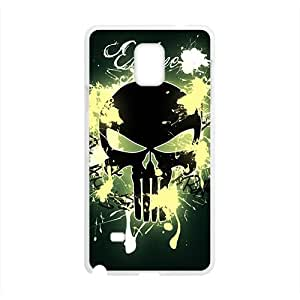 Creative Skull Pattern Hot Seller High Quality Case Cove For Samsung Galaxy Note4
