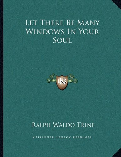 Download Let There Be Many Windows In Your Soul pdf