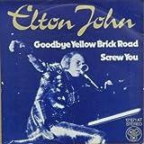 Elton John - Goodbye Yellow Brick Road - DJM Records - 12 971 AT