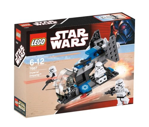 lego 7667 imperial dropship - 2