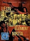 Luc Besson Edition - Leon Der Profi, Das fünfte Element, Nikita [3 DVDs]