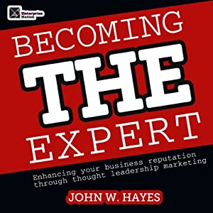 Becoming THE Expert | Livre audio