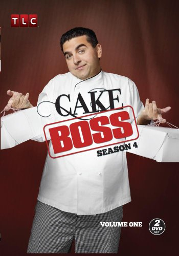 cake boss season 1 dvd - 4