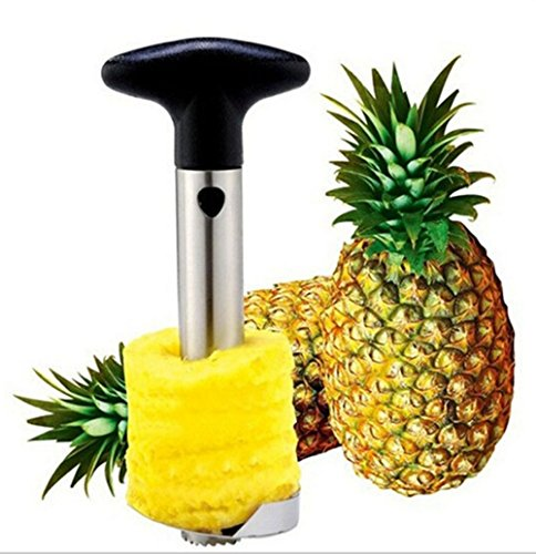 INTBUYING Pineapple Stainless Plastic Kitchen