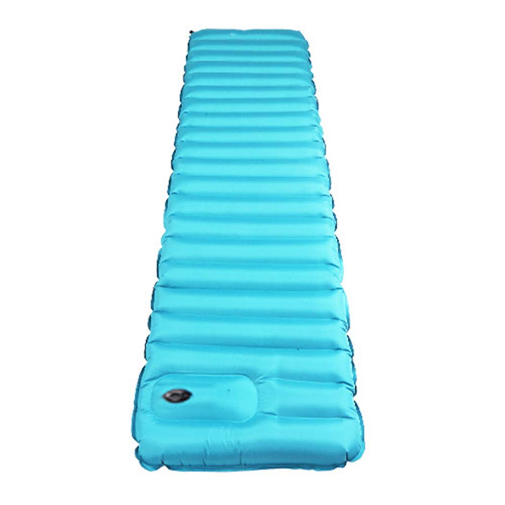 Unbekannt LEX Aufblasbare Isomatte im Freien automatische aufblasbare Matten kampierende Stärke 9cm