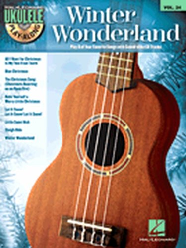 Winter Wonderland Lyrics - Hal Leonard Winter Wonderland - Ukulele Play-Along Volume 24 Book/CD