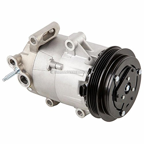 AC Compressor & A/C Clutch For Chevy Corvette 2005-2013 - BuyAutoParts 60-01925NA New