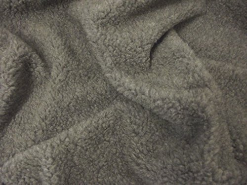 Faux Fur SHERPA FLEECE Pet Bed Fabric CASHMERE PAWS
