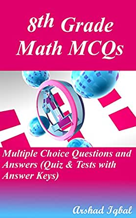 8th Grade Math MCQs: Multiple Choice Questions and Answers (Quiz ...