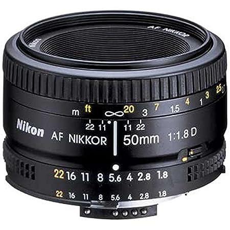 Review Nikon AF Nikkor 50mm