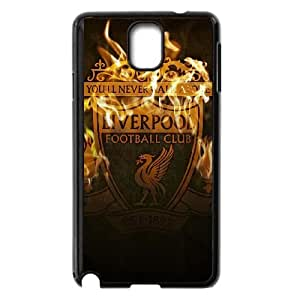 Liverpool Logo Samsung Galaxy Note 3 Cell Phone Case Black gift W9606636