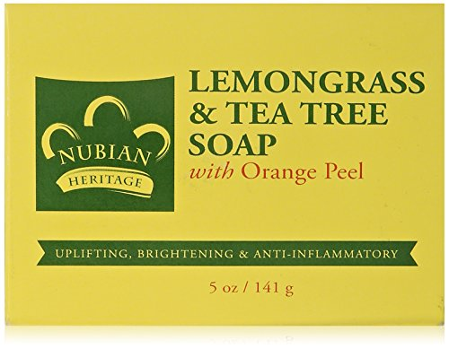 Nubian Heritage Soap Lemongrass Ounce product image