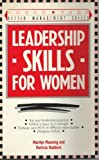 img - for Leadership Skills for Women (Better Management Skills) by Marilyn Manning (1989-10-31) book / textbook / text book